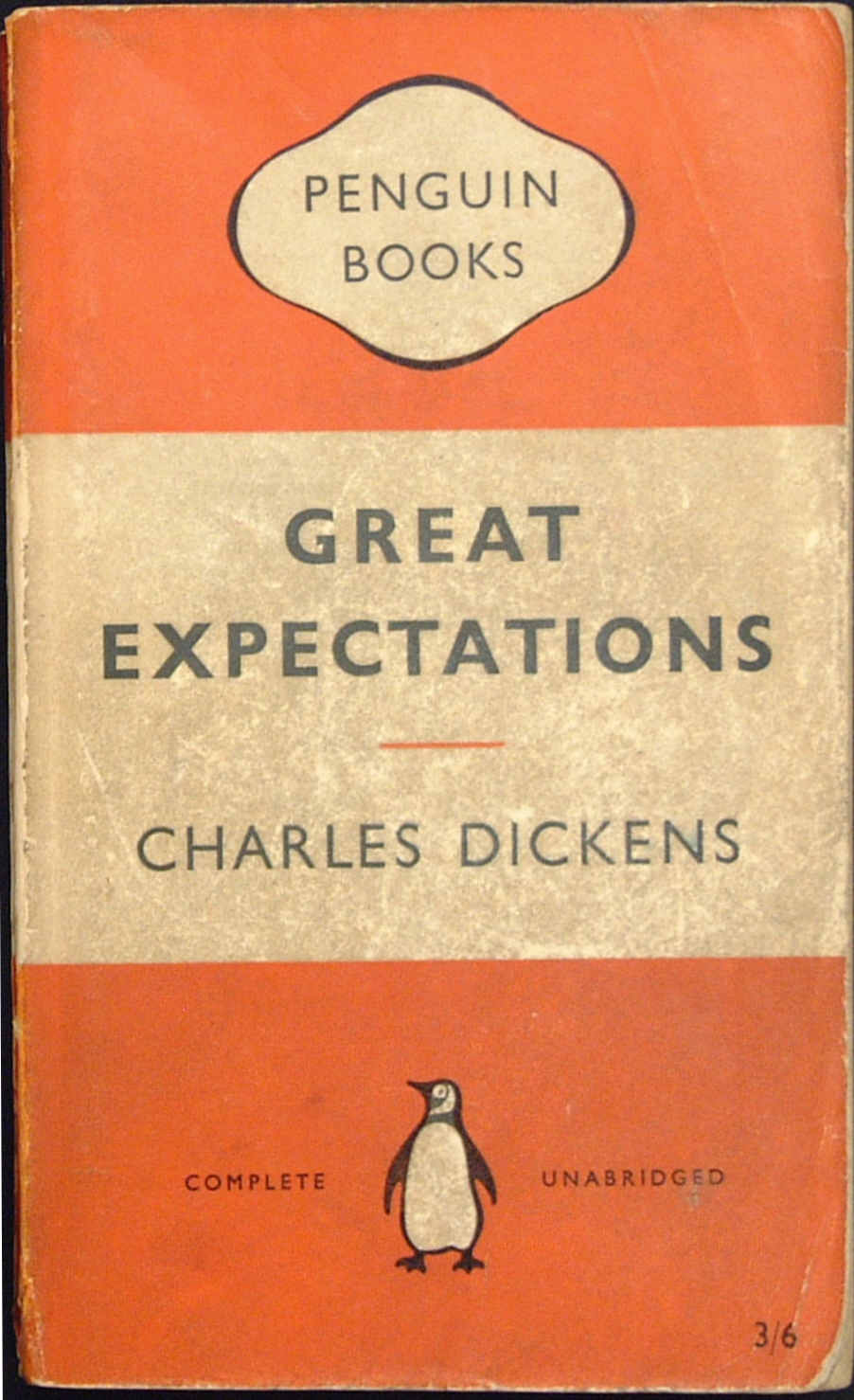 Original Penguin Book Covers : Great expectations original book cover pixshark