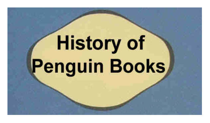 History of Penguin Books