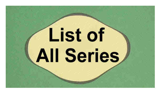 List of all Penguin Series